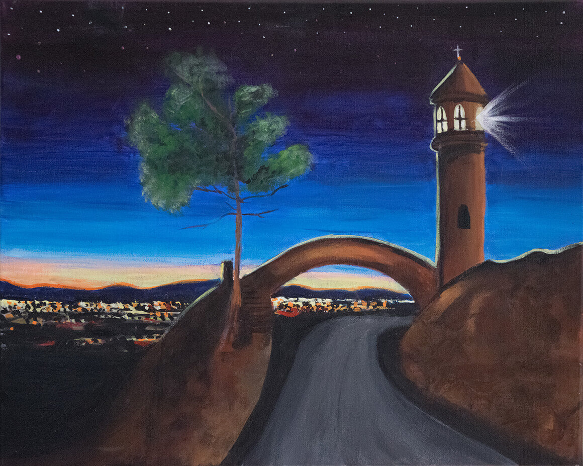 Come paint Mt. Rubidoux at MTL in Riverside, CA