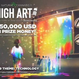Contest Alert: Submit your HIGH ART for a chance to win up to $15,000!